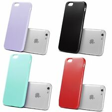 Case Cover For Apple iPhone 6 6s Plus Ultra Thin Soft Silicone Rubber Gel Jelly