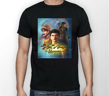 Shenmue Sega Dreamcast Ryo Hazuki Gamer Unisex Tshirt T-Shirt Tee ALL SIZES