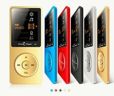 IQQ X02 Lossless Hifi Flac Sport Audio Screen Music MP3 Player 8GB With FM Radio