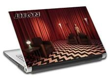 Twin Peaks Personalized LAPTOP Skin Decal Vinyl Sticker ANY NAME L530