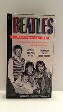 RARE* The Beatles A CELEBRATION by Geoffrey Giuliano VHS 80 535 LASERLIGHT