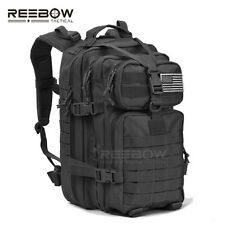 Tactical Assault Pack Backpack Military Molle Bag Kit Day Shoulder Large Outdoor