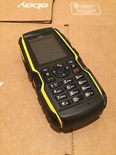 Sonim Bolt XP5560 - (AT&T/Unlocked) - Black Yellow IP-68 Rugged Feature Phone