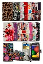 Samsung Galaxy S Duos S7562 Bright Printed Pattern Case Cover & Retractable Pen