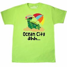 Inktastic Ocean City Maryland T-Shirt Cities Towns Travel Places States Mens Hws