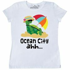 Inktastic Ocean City Maryland Women's T-Shirt Cities Towns Travel Places States