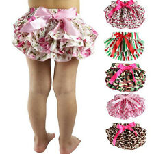Baby  Bloomer Pettiskirt Panties Diaper Cover Nappy Summer Bottom Pants