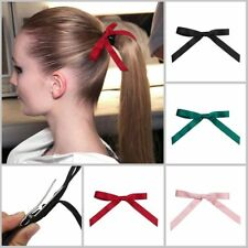Bubble Handmade Ribbon Clip Butterfly Hairpin Girl Hair Rope Ponytail Hairband