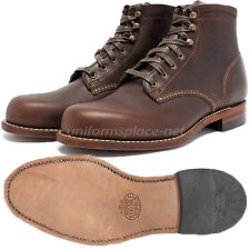 Wolverine Boots Mens 1000 Mile Boots Brown leather boots W05301 Made in USA