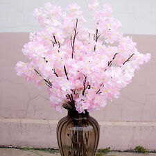 """44"""" Artificial Silk Cherry Blossoms  Flower Wedding Party Home Decoration"""