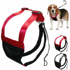 Dog Harness Anti Mesh No Pull Breathable Choke Selections Moderate Heavy Pullers