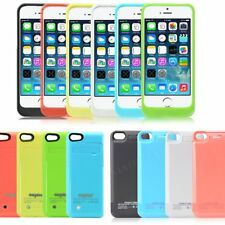 5200MAH EXTERNAL BATTERY BACKUP CHARGER CASE COVER FOR APPLE IPHONE 5 5S 5C SE