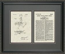 Patent Art - Disney Art of Animation - Walt Disney Cartoon Print Gift D1689