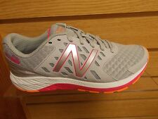 NEW BALANCE WOMEN'S URGE V2 WIDE (D) WIDTH RUNNING, WALKING SHOES  GREY & PINK