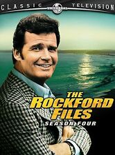 The Rockford Files - Season 4 (DVD, 2007, 5-Disc Set) BRAND NEW!  MINT!  SEALED!