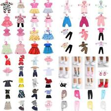 Handmade Party Dress Casual Clothes Leggings Socks for 18'' American Girl Doll