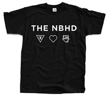 THE NEIGHBOURHOOD Band Logo T-Shirt (Black) S-5XL