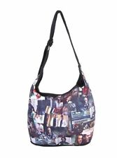 Licensed Supernatural Hobo Bag Dean and Sam Pop Culture The Road So Far Handbag