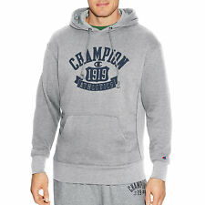 Champion Mens Heritage Fleece Pullover Hood S1231