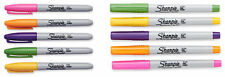 Sharpie Permanent Markers, 80's Glam Limited Edition, Assorted Colors