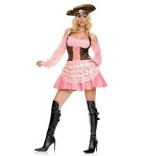 Pirate Captain's Wench Adult Womens Costume, 83231, Leg Avenue