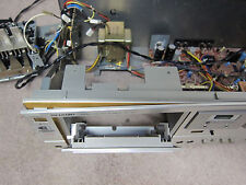 Sharp RT-1177 cassette deck parting out