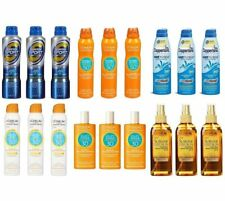Sunscreen Summer Value Pack. PACK OF 3 Sunscreens. Coppertone L'Oreal YOU CHOOSE
