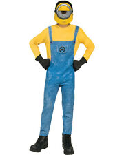 Child's Boys Despicable Me 3 Gru Minion Mel Costume
