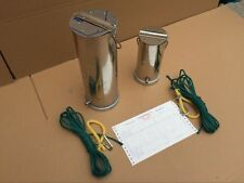 Stainless steel water sampling sampler bottle can Hydrophore thief a