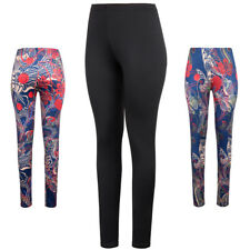 Fashion Women's Fitness Workout Stretchy Leggings Sports Yoga Gym Pants Trousers