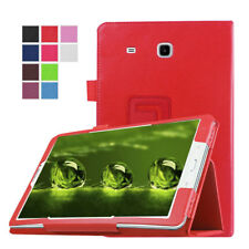 Ultra Thin Leather Folio Stand Case Cover For Samsung Galaxy Tab A 7.0 8.0 9.7