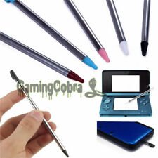 Metal Multi-Color Touch Screen Stylus Pen Compatible For Nintendo 3DS N3DS XL LL