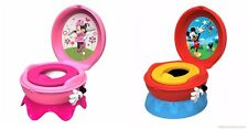 The First Years Minnie Mouse Flushing Sounds Potty  toilet training easier