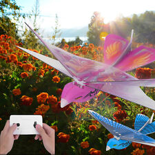 Safety Remote Control Flying Avitron Bionic Bird RC Toy Flying Bird Ornithopter