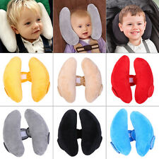 Infant Cradler Baby Toddler Head Support Kid Travel Neck Pillow Protective Tackl