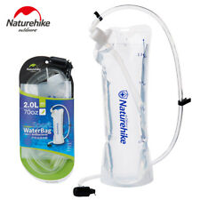 Camping Bladder Hydration Bag Water Backpack Hiking Pack Packs Cycling 2L System