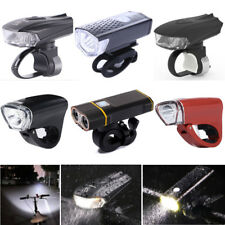 Super Bright USB Rechargeable Cycling Bike Bicycle Head Light Front Safety Lamp