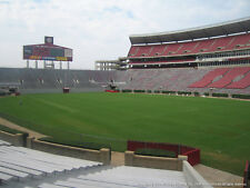 2 of 4 tickets Alabama Crimson Tide Ole Miss Rebels 9/30 LOWER LEVEL!!!
