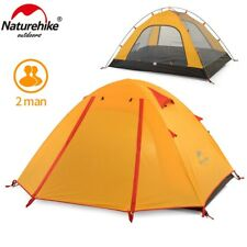 Camping Tent 2 Person Outdoor Hiking Family Dome Shelter Waterproof Double Layer