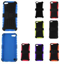 Hybrid Shockproof 2 Layers Case Cover For Apple iPod Touch 5th & 6th Gene