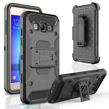 HEAVY DUTY STRONG PROTECT CASE + BELT CLIP + STAND FOR IPHONE 7 6S 6 PLUS SE 5S