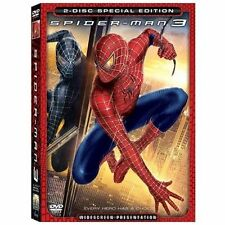 Spider-Man 3 DVD 2007, 2-Disc Set Special Edition Tobey Maguire New Sealed