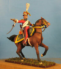 Napoleonic Wars — French Red Lancers — 60mm High quality Lead Figure