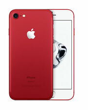 Apple iPhone 7 (PRODUCT)RED 128GB Unlocked Smartphone, Brand New and Boxed