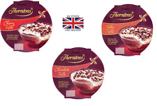 (1 - 5 )   550g Thorntons Cherry , Chocholate , Toffee Trifle