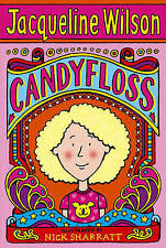 Jacqueline Wilson Story Book: CANDYFLOSS - NEW