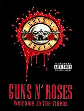 Guns 'n' Roses Welcome To The Videos[2003] - DVD - Colourvideo Full Screen MINT