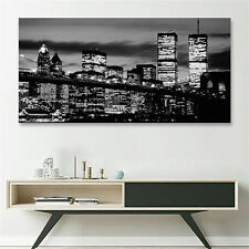New York City Modern Home Decor Canvas Print Pictures Wall Art Prints Unframed