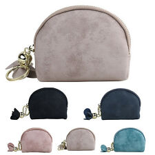 Womens Clutch Bag Purse Faux Leather Wallet Card Holder Zipper Coin Handbag Gift