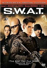 S.W.A.T. (DVD, 2003, Widescreen Special Edition) VGUC FAST SHIPPING